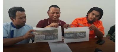Heboh !, Anggota Kokam Bawa Bendera Mirip HTI, Muhammadiyah Minta Maaf