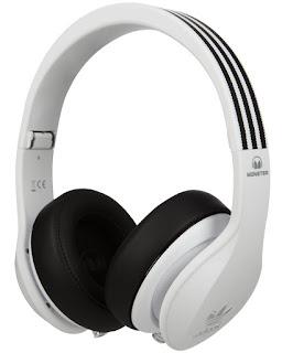 Monster Adidas Over-Ear Headphones UCT3 - White