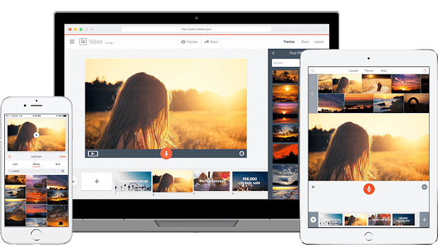 Create great video content for free