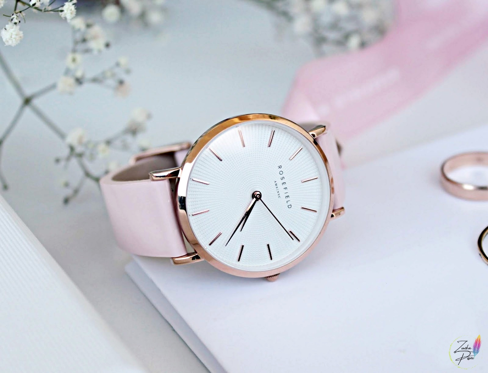 Modne zegarki damskie Rosefield