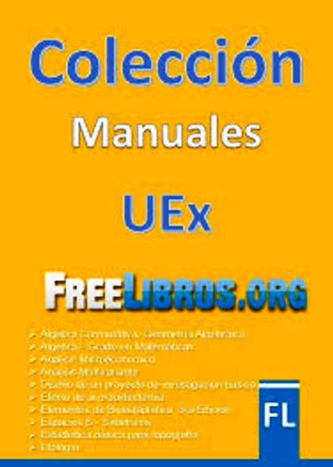 Colección manuales UEx