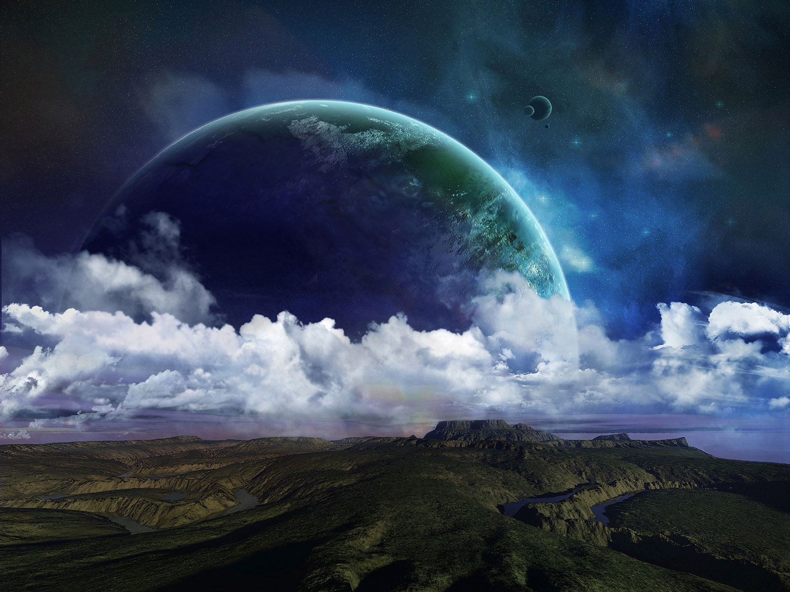 Outer Space Desktop Wallpaper: Nature's Best: Outer Space Wallpapers