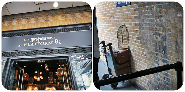 Harry Potter Shop at Platform 9 3/4