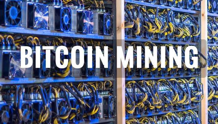 Bitcoin Mining; The Meaning!!