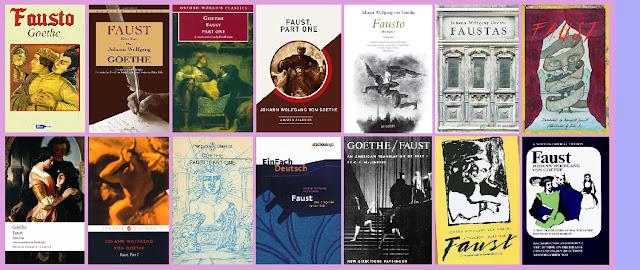 Reseña de la obra de teatro trágica Fausto, de Goethe