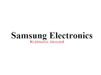 Lowongan Kerja PT Samsung Electronics Terbaru