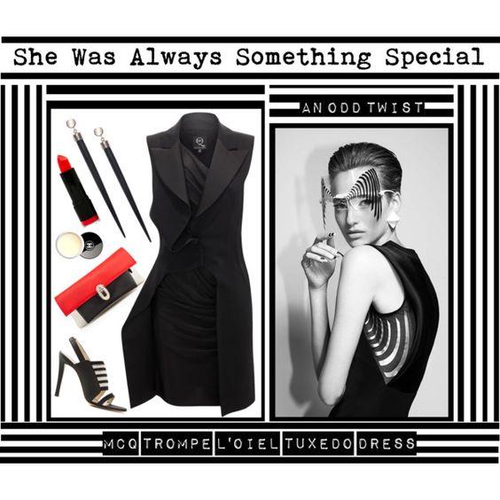 She Was Always Something Special - An Odd Twist www.toyastales.blogspot.com #Toyas Tales