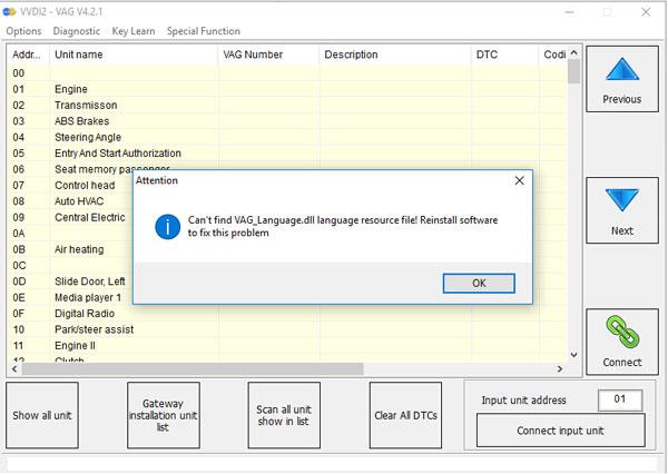 vvdi2-vag-language-error