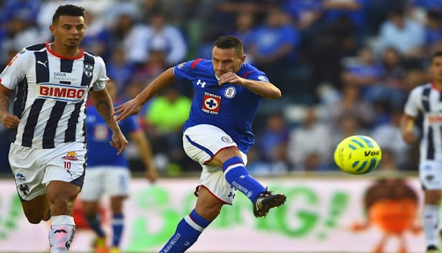 Cruz Azul vs Monterrey en vivo Copa Socio MX