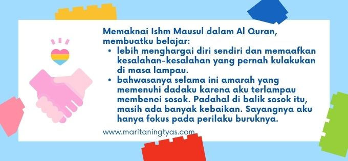 meaning of ishm mausul and life