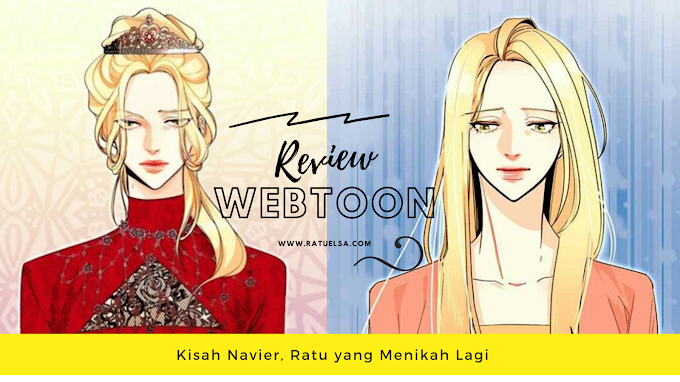 WEBTOON The Second Marriage, Ratu yang Menikah Lagi