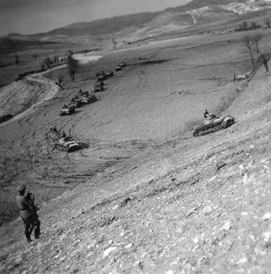 H μάχη των οχυρών 6-10 Απριλίου 1941