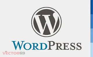 Logo WordPress - Download Vector File EPS (Encapsulated PostScript)