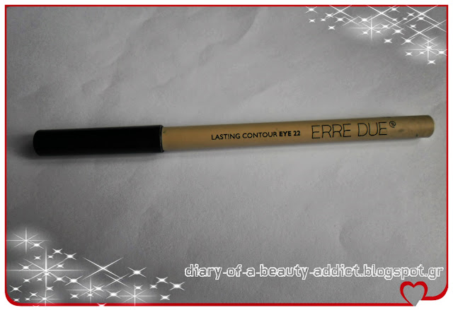 Erre Due Lasting Contour Eye 22 : Review