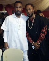 Ruggedman honoured at the 2016 City Peoples Entertainment Awards.