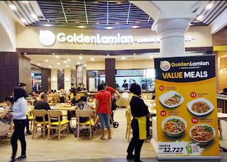 Promo Golden Lamian Terbaru minggu ini