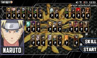 Download Naruto Senki Ultimate Ninja Striker by Faiz Umam