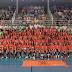 El CFS Femenino San Fernando hace su presentación oficial. Gran Familia naranja