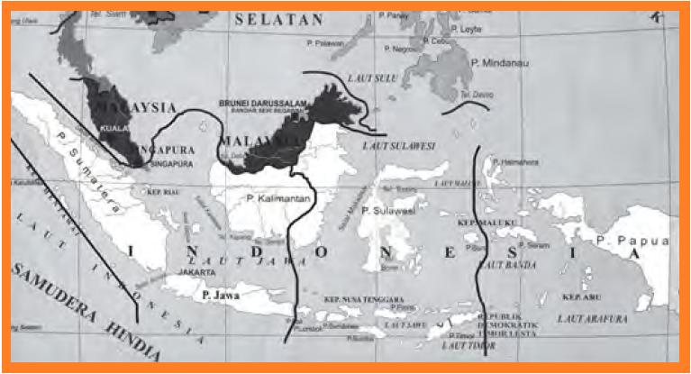 Pembagian Waktu Indonesia 3 Zona Waktu Indonesia Wib Wita Wit