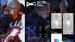 Devil May Cry V.1 Theme For MIUI 10