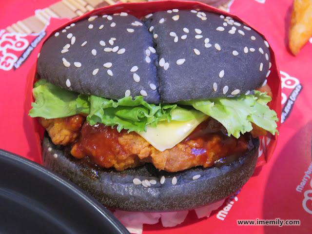 Marrybrown Gangjeong Chicken