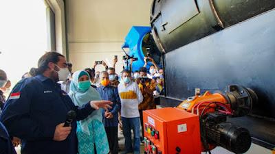 Mesin Penghasil Bahan Bakar Ramah Lingkungan Hadir di NTB