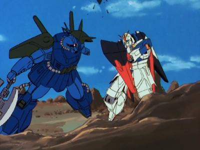 MS Gundam ZZ Episode 30 Subtitle Indonesia