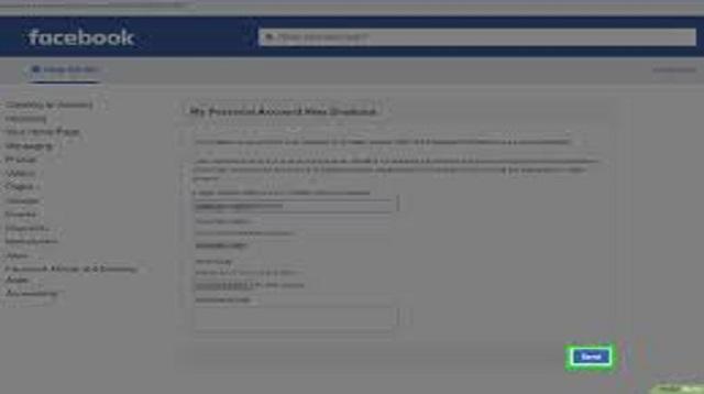 Cara Mengembalikan Akun FB Yang Sudah Dihapus Permanen