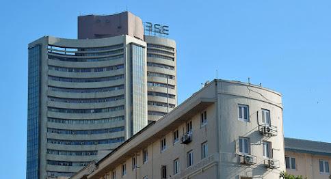 Bombay Stock Exchange -Mumbai