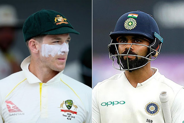 Tim Paine says, Virat Kohli was not provoked but no one was nice to him