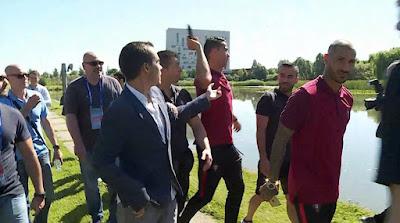 EURO 2016, Cristiano Ronaldo, CMTV, Portugália,