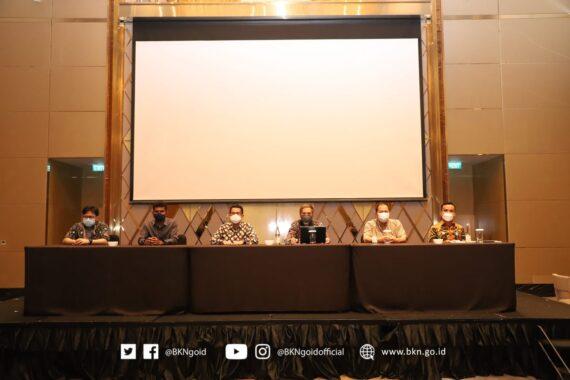 Progres Persiapan Seleksi ASN 2021, Kepala PPSS: Sabar, Banyak Aktivitas Disiapkan Panselnas dan Instansi