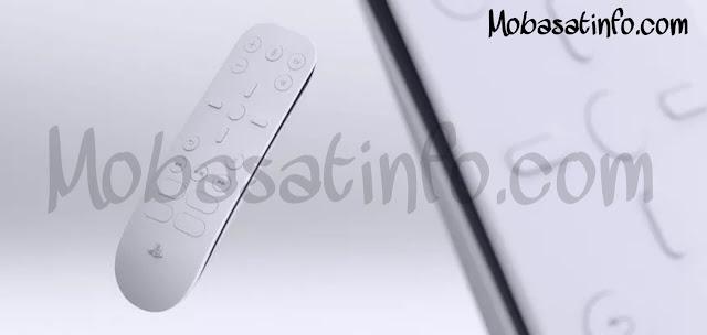 جهاز التحكم عن بعد PS5.
