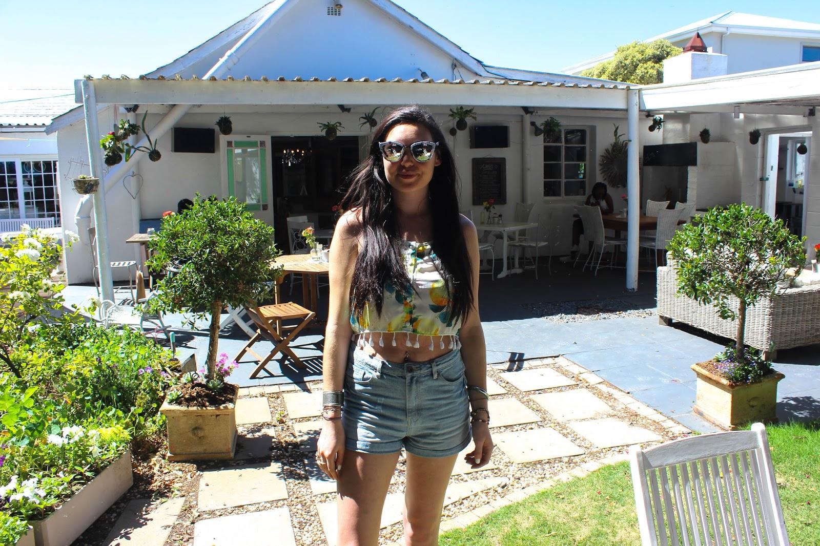 The Backyard Cape Town the backyard cafe | clare verwoerd
