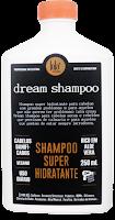 Onde encontrar para comprar Shampoo Dream Cream da Lola - resenha