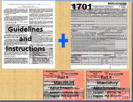 Bir form 1601e
