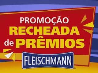 Promoção Recheada Prêmios Produtos Fleischmann