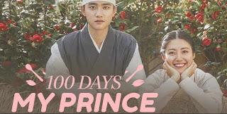 Nama dan Biodata Pemain Drama Korea 100 Days My Prince