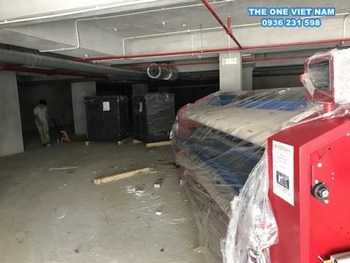 cung cấp máy giặt sấy công nghiệp cho xưởng giặt