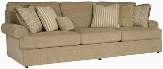 baers furniture bernhardt sofa