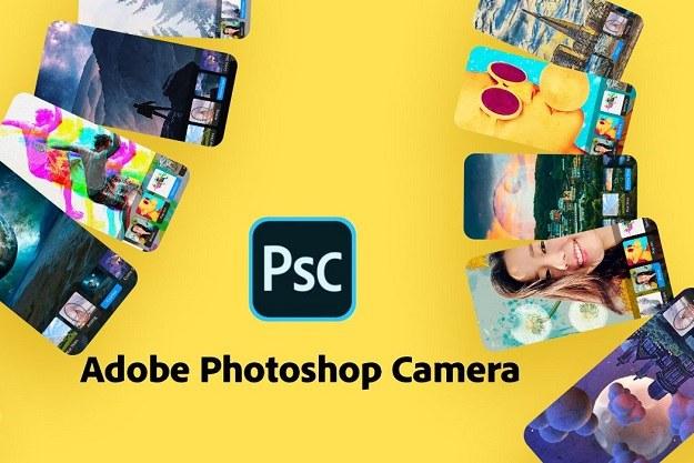 δωρεάν νέα εφαρμογή photoshop camera με φίλτρα