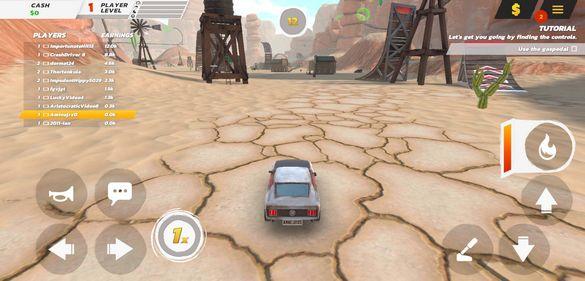 تحميل لعبة Crash Drive 3 افضل لعبة سيارات للاندرويد