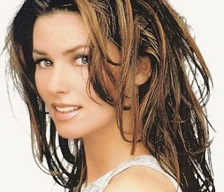 ¿Guapa y con talento? Shania Twain. Come on over