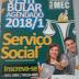 Segunda chamada do Processo seletivo para o curso de Serviço Social da FARJ