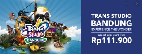 Trans Studio Bandung, Tempat Liburan Terbaik Buat Keluarga