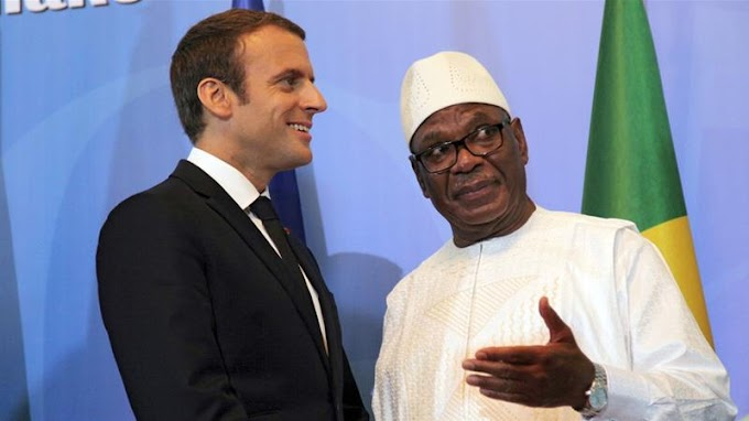 West African, France leaders set up 5,000-strong force