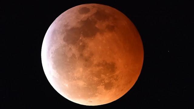 Eclipse parcial de lunar hoy-TuParadaDigital