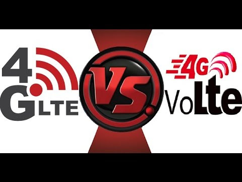 LTE AND VOLTE ARE DIFFERENT,HOW? DOES IT SUPPORT YOUR PHONE?