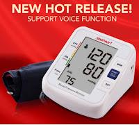 Top 10 máy đo huyết áp được các gia đình sử dụng nhiều