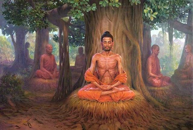 Đạo Phật Nguyên Thủy - Kinh Tăng Chi Bộ - Bốn đạo hành